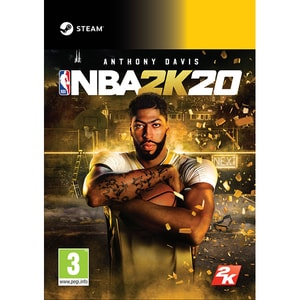 NBA 2K20 Digital Deluxe Edition PC (licenta electronica Steam) SRVCDM1010149