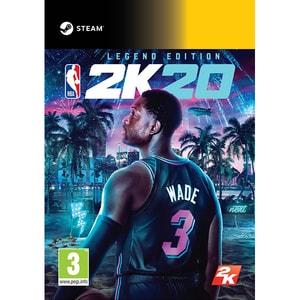 NBA 2K20 Legend Edition PC (licenta electronica Steam) SRVCDM1010150