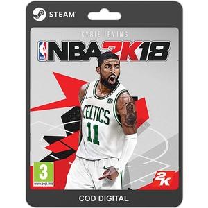 NBA 2K18 PC (licenta electronica Steam) SRVCDM1010088