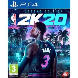 NBA 2K20 Legend Edition PS4 JOCPS4NBA2K20L