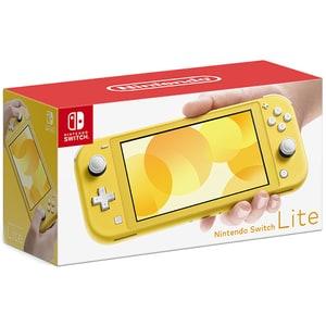 Consola portabila Nintendo Switch Lite, yellow CNSNSWLITEY