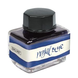 Calimara cerneala ONLINE Inspiration Line, 15 ml, albastru PBION017115