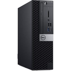 Sistem Desktop PC DELL OptiPlex 7070 SFF, Intel Core i7-9700 pana la 4.7GHz, 16GB, SSD 512GB, Intel UHD Graphics 630, Linux CLCN014O7070SFF