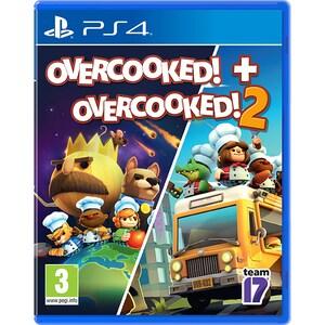 Overcooked! + Overcooked! 2 (Dual Pack) PS4 JOCPS4OVERCKDP