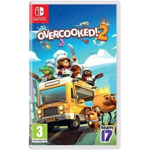 Overcooked 2 - Nintendo Switch JOCNSWOVRCOOK2