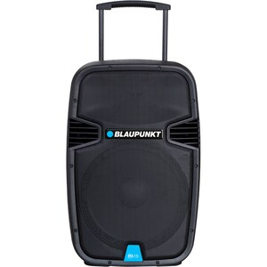 Boxa portabila BLAUPUNKT PA15, Bluetooth, Radio FM, Karaoke, negru MINPA15