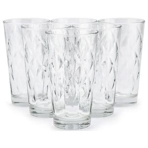 Set 6 pahare long drink Kaleido BORMIOLI 4049165, 37cl PAH4049165
