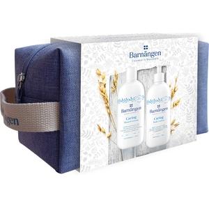 Set cadou BARNANGEN Caring: Crema de dus, 400ml + Lotoune de corp, 400ml PAKHBOF0250
