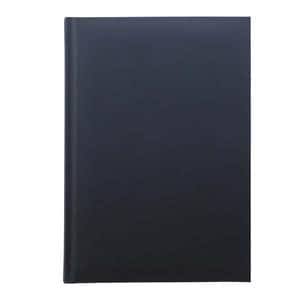 Agenda nedatata VOLUM 2020, A5, 112 file, hartie alba, negru PBHEJ201304