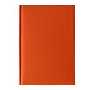 Agenda nedatata VOLUM 2020, A5, 112 file, hartie alba, portocaliu PBHEJ201310