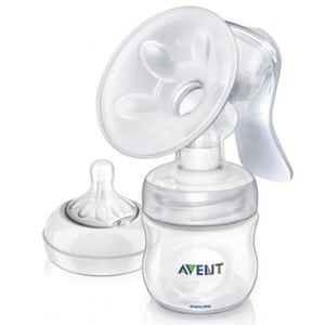 Pompa de san manuala PHILIPS AVENT SCF330/20, 125ml, transparent PMSSCF33020