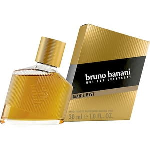 Apa de toaleta BRUNO BANANI Man's Best, Barbati, 30ml PRF10000001686