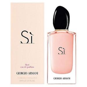 Apa de parfum GIORGIO ARMANI Si Fiori, Femei, 100ml PRFGIOARM0700