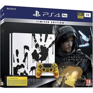 Consola SONY PlayStation 4 Pro (PS4 Pro), 1TB, Death Stranding Limited Edition + joc Death Stranding CNSPS4PRO1TBDS
