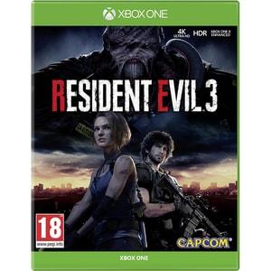 Resident Evil 3 Remake Xbox One JOCXONERESEVL3R