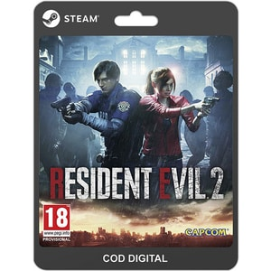 Resident Evil 2 PC (licenta electronica Steam) SRVCDM1010128