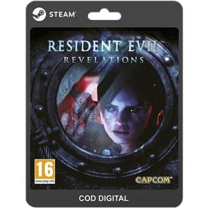 Resident Evil Revelations PC (licenta electronica Steam) SRVCDM1010074
