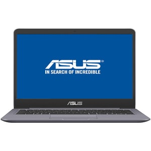 "Laptop ASUS VivoBook S14 S410UA-EB017, Intel® Core™ i5-8250U pana la 3.4GHz, 14"" Full HD, 4GB, HDD 500GB + SSD 128GB, Intel® UHD Graphics 620, Endless LAPS410UAEB017"