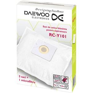 Kit DAEWOO RC-Y101: 5 saci aspirator + 1 microfiltru SACRC-Y101