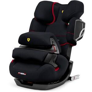 Scaun auto CYBEX Pallas 2 Fix Scuderia Ferrari 519000237, Isofix, 9 - 36kg, negru SAU519000237