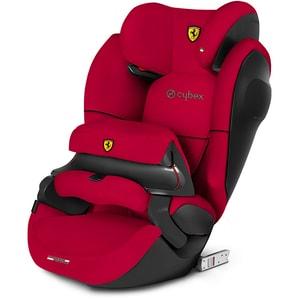 Scaun auto CYBEX Pallas M-Fix SL Scuderia Ferrari 519000243, Isofix, 9 - 36kg, rosu SAU519000243