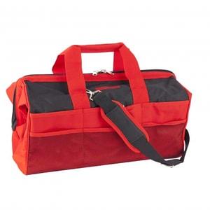 Geanta pentru scule MTX, 18 buzunare, 51x 21x36 cm, rosu-negru SCL902529