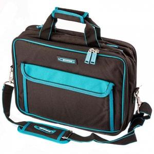 Geanta pentru scule GROSS Meister, 31 buzunare, compartiment laptop, curea de umar, 40 x 17 x 30 cm SCL90271