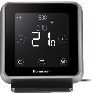 Termostat smart HONEYWELL LYRIC T6R, fara fir, Wi-Fi, negru SHMY6H910RW4055