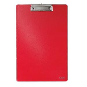 Clipboard ESSELTE, A4, carton plastifiat, rosu PBOSL000080