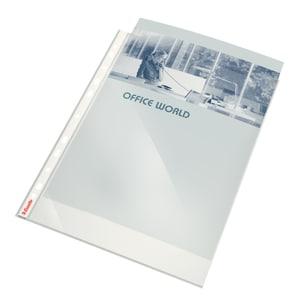 File de protectie documente ESSELTE, A4, 55 microni, 10 bucati PBOSL000155