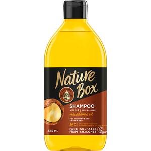 Sampon NATURE BOX Macadamia Oil, 385ml SMPHBNB0042
