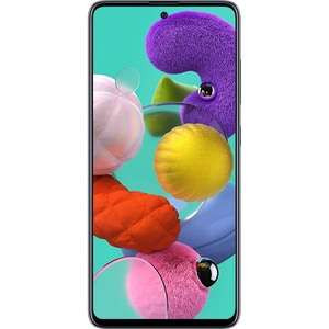Telefon Samsung Galaxy A51, 128gb, 4gb Ram, Dual Sim, Prism Crush Black