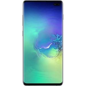 Telefon SAMSUNG Galaxy S10 Plus, 128GB, 8GB RAM, Dual SIM, Teal Green SMTG975FZGD