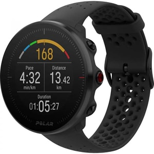 Smartwatch POLAR Vantage M, Android/iOS, silicon, Small, negru SMW90069740
