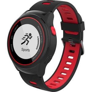 Smartwatch MYRIA MY9518RD, Android/iOS, silicon, rosu SMWMY9518RD