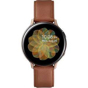 Smartwatch SAMSUNG Galaxy Watch Active 2 44mm, Wi-Fi, Android/iOS, Stainless steel, Gold SMWSACTIVE244G