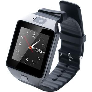 Smartwatch E-BODA Smart Time 200 Android/iOS, silicon, negru SMWSMART200BK