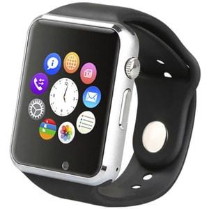 Smartwatch E-BODA Smart Time 300, Android/iOS, negru SMWSMART300