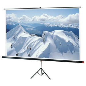 Trepied cu ecran de proiectie SOPAR SP1180, 180 x 180 cm APRSP1180