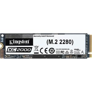 Solid-State Drive (SSD) KINGSTON KC2000, 500GB, PCI Express x4, M.2, SSKC2000M8/500G SSDSKC2000M850G