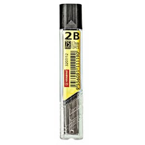Mine creion mecanic  STABILO, 2B, 0.7 mm, 12 buc PBISW129370