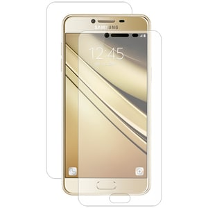 Folie protectie pentru Samsung GALAXY C7, SMART PROTECTION, fullbody, polimer, transparent AFS30942