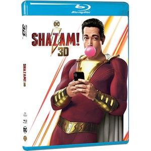 Shazam! Blu-Ray 3D BD-3DSHAZAM