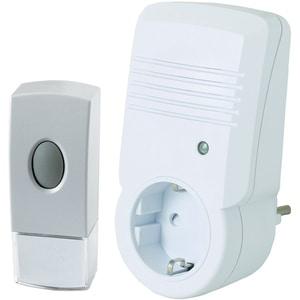 Sonerie wireless HOME DB 442, 100m, alb SOIDB442