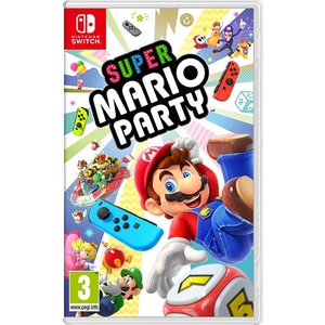Super Mario Party - Nintendo Switch JOCNSWSUPMARPAR