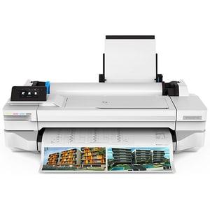 Plotter HP DesignJet T125 24 inch, A1, USB, Retea, Wi-Fi IMP5ZY57A