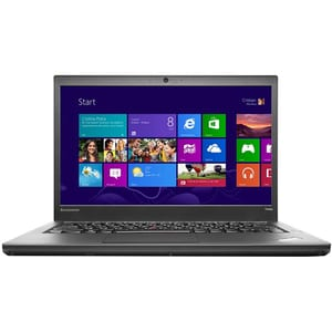"Laptop LENOVO T440p, Intel Core i5-4300M pana la 3.3GHz, 14"" Full HD, 1TB, 8GB, Intel HD Graphics 4600, Windows 7 Pro, Negru LAP20AN000DRI"