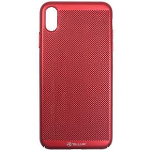 Carcasa pentru Apple iPhone Xs Max, TELLUR Heat dissipation, TLL121225, rosu AHSTLL121225