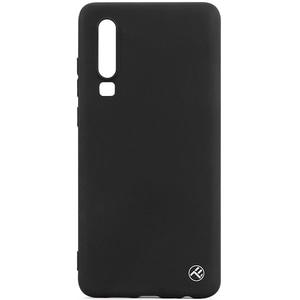 Carcasa pentru Huawei P30, TELLUR TLL121815, silicon, negru AHSTLL121815