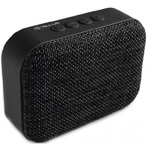 Boxa portabila TELLUR Calisto TLL161031, Bluetooth, radio FM, MicroSD, negru DOCTLL161031